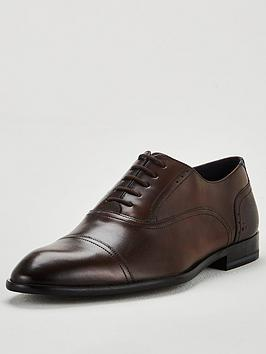 Ted Baker Ted Baker Circass Oxford Toecap Shoes - Brown Picture