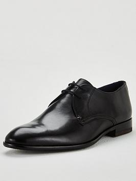Ted Baker Ted Baker Sumpsa Lace-Up Shoes - Black Picture
