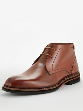 Ted Baker Ted Baker Crint Chukka Boot - Dark Tan Picture
