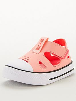 Converse Converse Chuck Taylor All Star Superplay Ox Toddler Sandals -  ... Picture