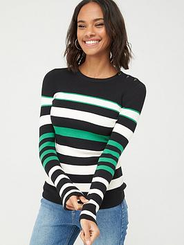 Lauren by Ralph Lauren Lauren By Ralph Lauren Adonya Long Sleeve Sweater -  ... Picture