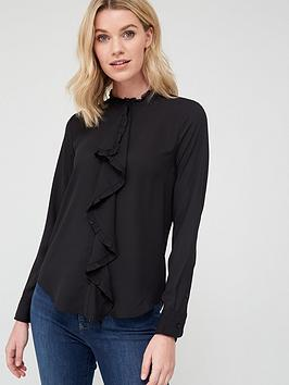 Lauren by Ralph Lauren Lauren By Ralph Lauren Shamilla Long Sleeve Shirt -  ... Picture