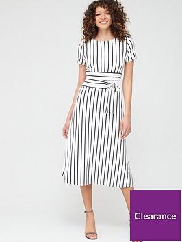 lauren-by-ralph-lauren-kristie-short-sleeve-day-dress-cream