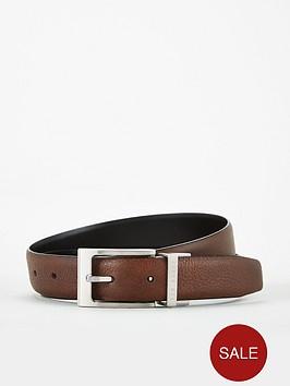 ted-baker-reversible-leather-belt-blackchocolate