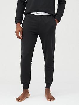 Calvin Klein   Modern Cotton Lounge Pants - Black