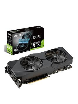 Asus   Gpu Nvidia Rtx2070S Dual 8G Evo 8Gb Fan Graphics Card