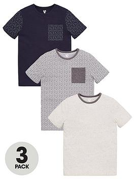 v-by-very-boys-3-pack-short-sleeve-micro-floralchest-pocket-t-shirts-multi