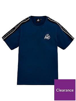 kings-will-dream-boys-waveside-short-sleeve-t-shirt-teal