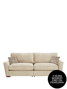 kingston-fabricnbsp4-seater-standard-backnbspsofa