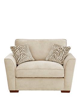 Kingston Fabric Cuddle Chair