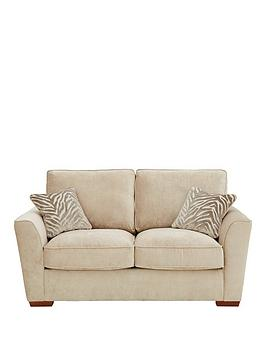 Very Kingston Fabric 2 Seater Sofa Picture