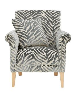 Very Kingston Fabric Accent Chair Picture