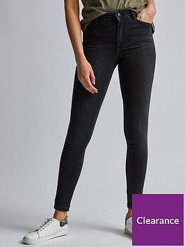 dorothy-perkins-alex-jeans-black