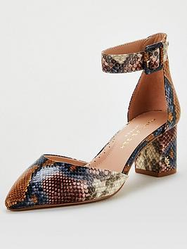 Kurt Geiger London Kurt Geiger London Burlington Heeled Shoes - Multi Picture