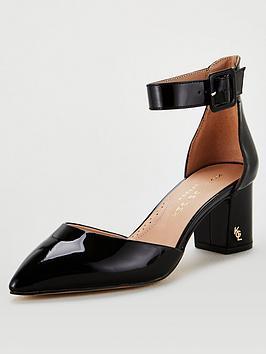 Kurt Geiger London Burlington Heeled Shoes - Black