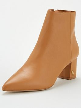 Kurt Geiger London Kurt Geiger London Burlington Ankle Boots - Camel Picture
