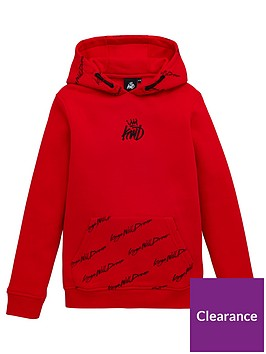 kings-will-dream-boys-lidston-overhead-hoodie-red