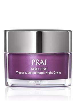 Prai Prai Ageless Throat &Amp; Decolletage Night Creme 50Ml Picture