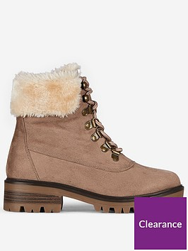 dorothy-perkins-wide-fit-millie-fur-hiker-style-boots-stone