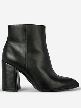 Dorothy Perkins Dorothy Perkins Dorothy Perkins Wide Fit Croc Ankle Boots  ... Picture