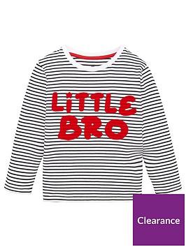 v-by-very-boys-long-sleeve-little-bro-stripe-t-shirt-navy
