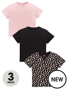 v-by-very-girls-3-pack-boxy-t-shirts-multi