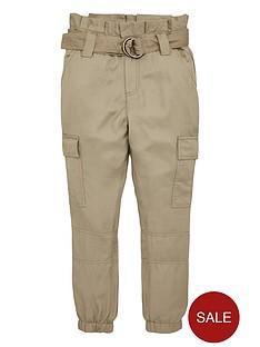 v-by-very-girls-utility-paperbag-waist-trousers-khaki