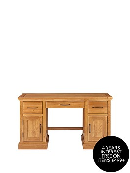 kingston-100-solid-wood-ready-assembled-desk