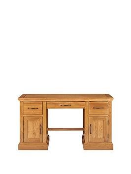 Very Kingston 100% Solid Wood Ready Assembled Desk Picture