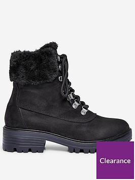 dorothy-perkins-wide-fit-millie-fur-hiker-style-boots-black
