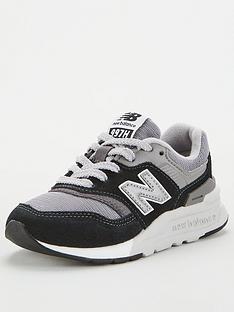 new-balance-997-childrens-trainers-blackgrey