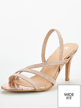 v-by-very-blanche-wide-fit-elastic-strappy-heel-sandal-gold