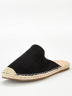 v-by-very-maeve-backless-flat-espadrille-black