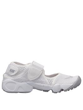 Nike Nike Rift Children'S Trainers - White/Grey Picture
