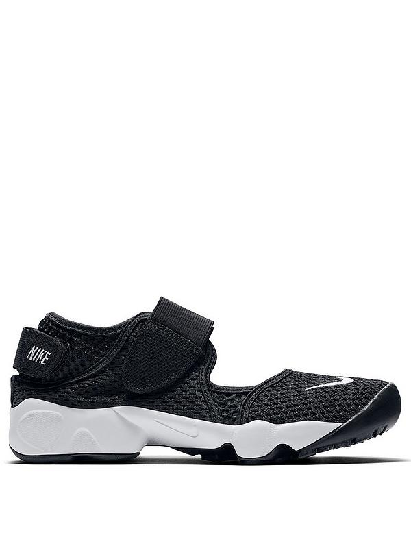 foro Definitivo Lechuguilla  Nike Nike Rift Children's Trainers - Black | littlewoods.com