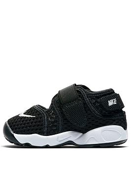 Nike Nike Rift Infant Trainers - Black Picture