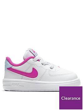 nike-air-force-1-18-infant-trainers-whitepink