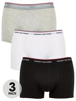 Tommy Hilfiger Tommy Hilfiger 3 Pack Premium Essentials Trunk -  ... Picture