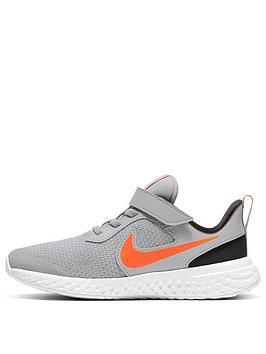 nike-revolution-5-childrens-trainers-grey