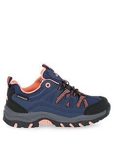 trespass-gillion-childrens-low-cut-walking-shoes-navycoral