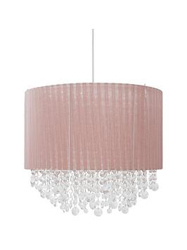 Very Arabella Easy-Fit Pendant Light Shade Picture
