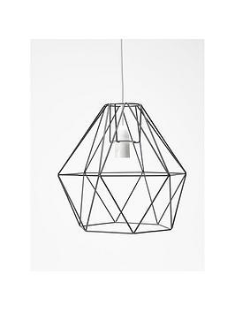 harlow-large-diamond-easy-fit-lightnbspshade