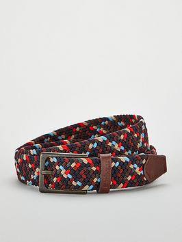 Barbour Barbour Tartan Ford Woven Belt - Multi Picture