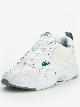 Lacoste Lacoste Storm 96 Trainers Picture