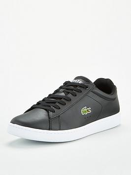Lacoste Lacoste Carnaby Evo Leather Bl Trainers Picture