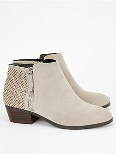 evans-wide-fit-anderson-zip-side-western-boots-grey