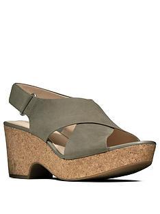 clarks-maritsa-lara-leather-wedge-sandal-sage