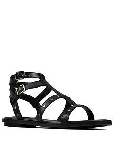 clarks-willow-glad-leather-flat-sandal-white