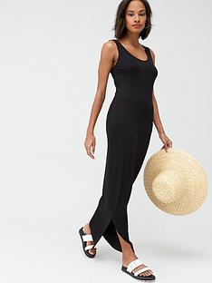 v-by-very-petite-petite-scoop-neck-jersey-maxi-dress-black