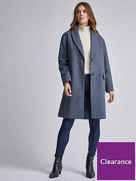 dorothy-perkins-shawl-coat-blue